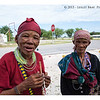 San Women from Bushman tribe at Tsumkwe in the Otjozondjupa Region of Namibia, Africa. <br><br> Photographed March 2015 - © 2015 Lesley Bray Photography - All Rights Reserved<br><br> Do not remove my signature from this image. Sharing only with credit please.