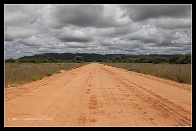 Road to Waterberg