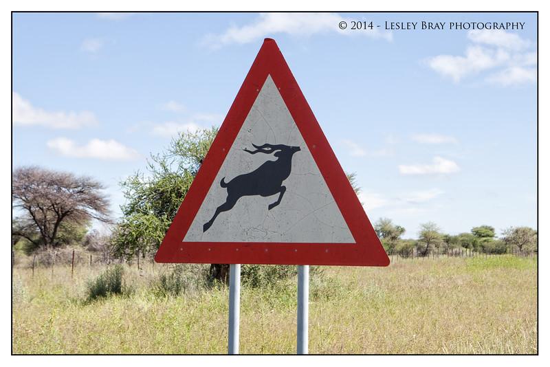 Kudu Sign