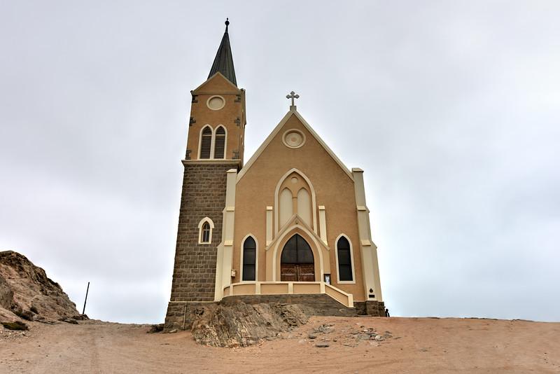 Felsenkirche - Church in Namibia