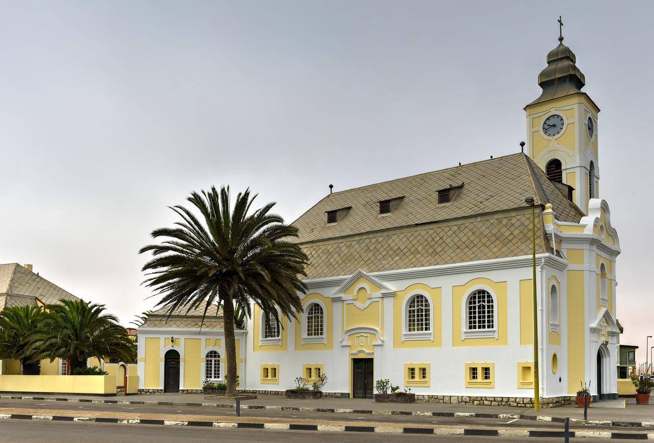 German Evangelical Lutheran Church - Swakopmund, Namibia