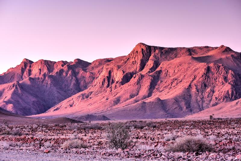 NamibRand Sunset - Namibia