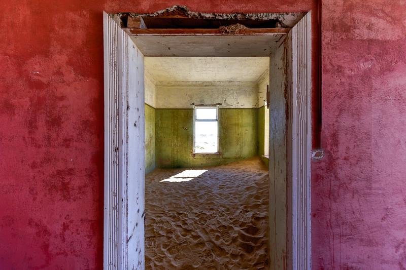 Ghost town Kolmanskop, Namibia