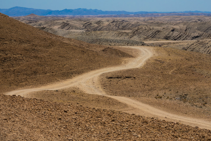 Namibian Highways