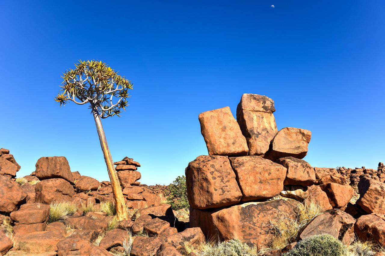 Giant's Playground - Namibia