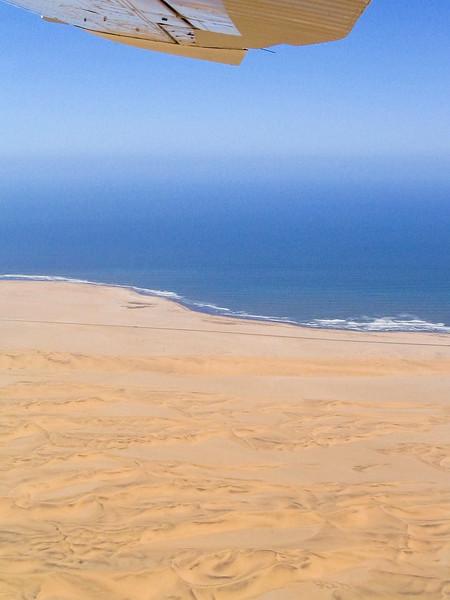 dunes South of Swakopmund