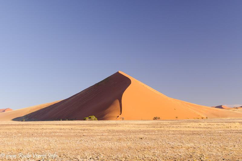 Namibie 2008 :  Aus - Sesriem