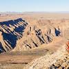 Namibie 2008 : Fish River Canyon - Aus
