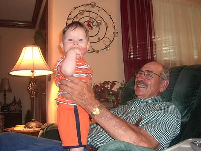 Nana & Papa's 2008