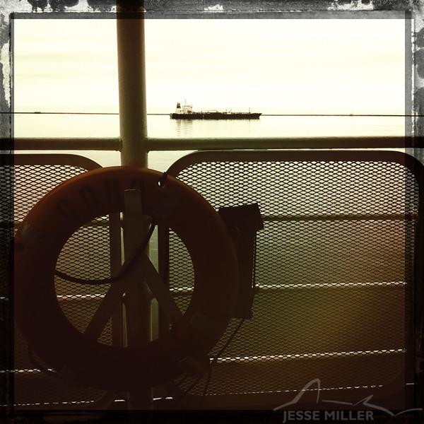 Taken on Coho Ferry
