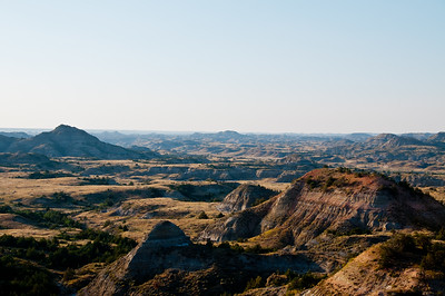 Even more more Theodore Roosevelt National Park.