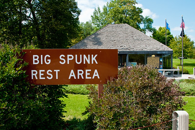 "Not the most artistic photo ever, but DUDE! It's called ""Big Spunk"". Just had to shoot this to prove it exists. My side still hurts a bit from the laughing."
