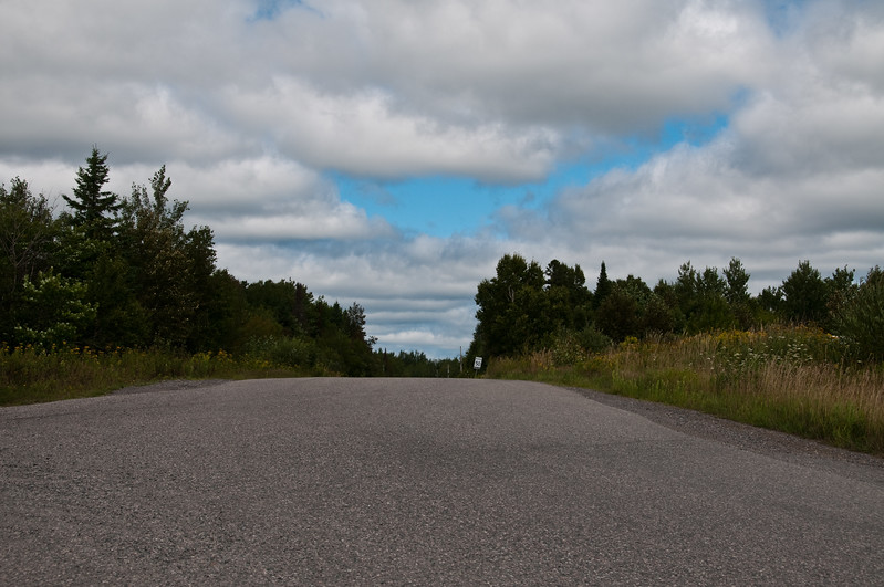 This is how a LOT of this part of Ontario looks when you get off the highway.