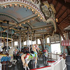 """The Paragon Carousel, built by the Philadelphia Toboggan Company in 1928, contains 66 hand carved horses and two Roman Chariots. It is considered a """"grand"""" carousel because it's horses stand four abreast. Local investors bought and moved the carousel and it's Pavilion from Paragon Park in 1985 when Paragon Park closed. It is presently located next to the historic Waiting Station with its distinctive Clock Tower, at Wade's Corner. Hull's only remaining Paragon Park ride is today owned and operated by the Friends of the Paragon Carousel.<br /> - source: <a href=""""http://www.elizabethtrubia.com/666810.html"""">http://www.elizabethtrubia.com/666810.html</a>"""