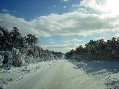 Nantucket Winter 2003