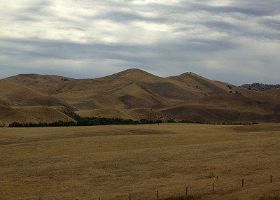 Somewhere in the central valley.