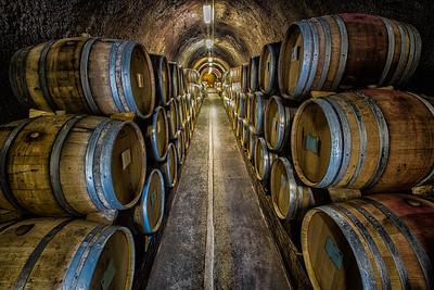 Fritz Underground winery