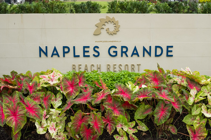 Location - Naples Grande Resort Beach Resort