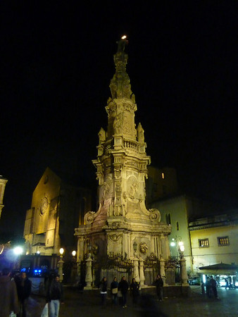 Napoli, Italy - Dec 2011