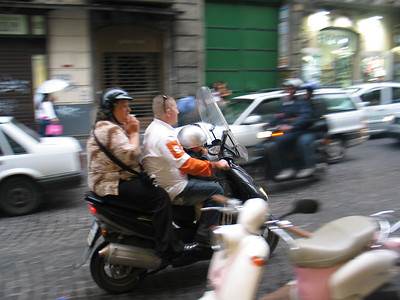 Napoli May June 2007
