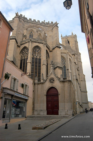 France - Narbonne Cathedral