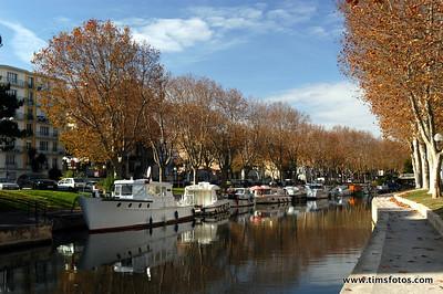 France - Canal de la Robine