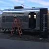 Airstream food truck build