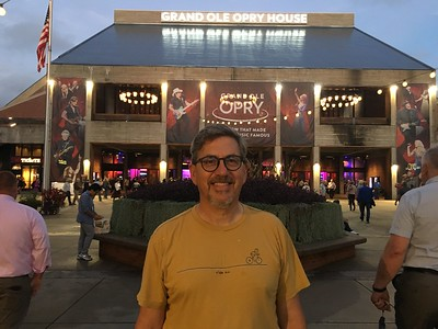 Opry'd out