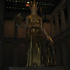 Athena!  Inside the Parthenon