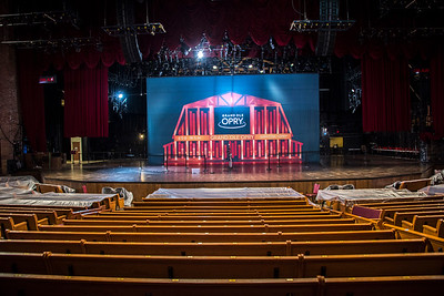 The most famous stage in country music
