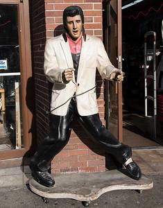 Elvis: the official Nashville greeter