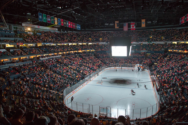 WKU HC Preds vs Blackhawks 2014