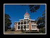 Longwood is the last of the Natchez mansions to be built.  The American Civil War halted construction and only the outside and the basement was completed.  The upper floors and the tower are only shells and are the only interior portions of Longwood where photography is allowed.
