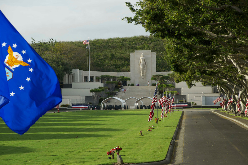 Senator Inouye's service had concluded a few days earlier.