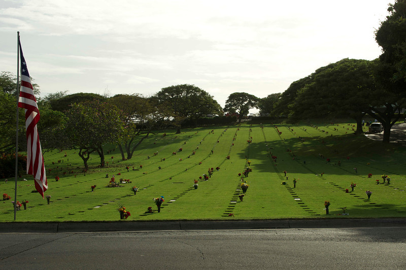 Over 50,000 people are buried here.