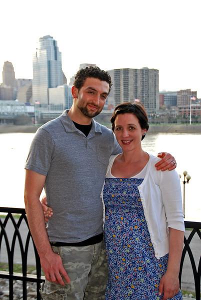Brett and Allison Finkleman.