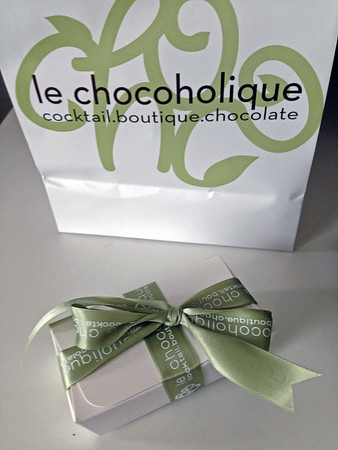 Le Chocoholique.