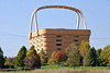 The Longaberger Basket Headquarters.