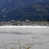Bonneville Dam on the Columbia River.