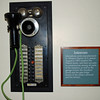 The intercom system was in each room of the Pittock Mansion.