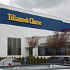 We toured the Tillamook Cheese Factory in Tillamook, Oregon.