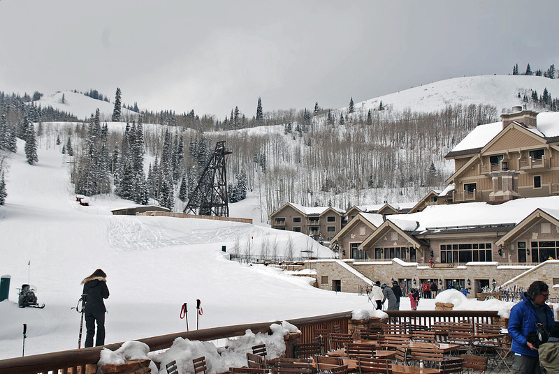 The Montage Ski Resort.