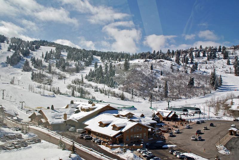 Deer Valley Ski Area.