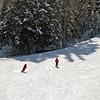Skiing at Deer Valley.