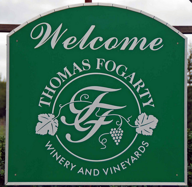The Thomas Fogarty Winery.