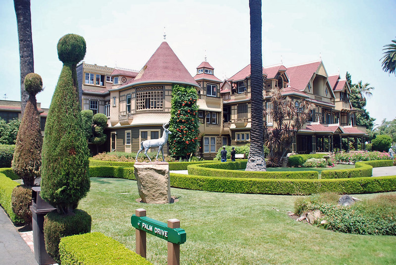 Winchester House.