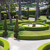 Entry gardens.