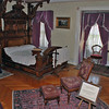 Winchester House bedroom.
