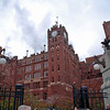The Budweiser Brewery.
