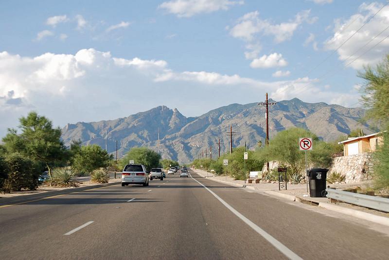 Tucson scenery
